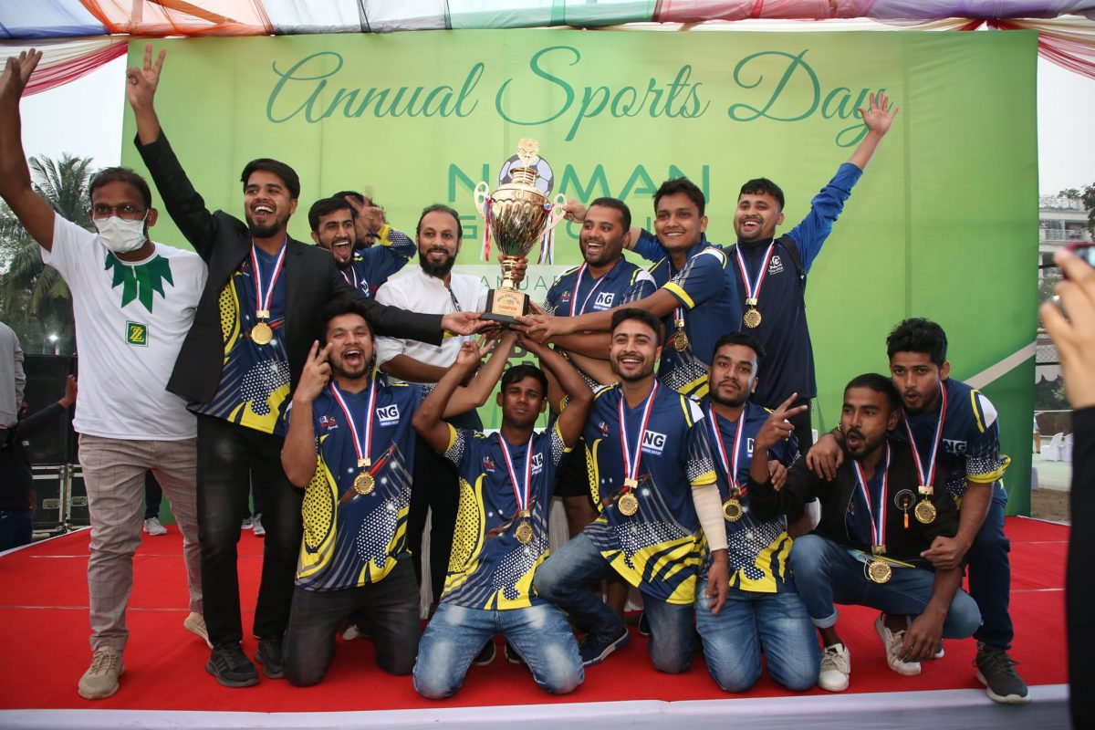 Zaber & Zubair Annual Sports Day